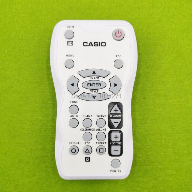 remote control for casio  XJ H2600/XJ H2650 XJ H1600/XJ H1650 XJ H1700/XJ H1750 XJ ST145 XJ ST155 projector