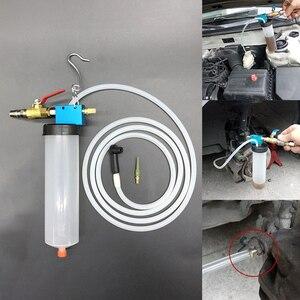 Image 2 - Autoรถน้ำมันเบรคเปลี่ยนเปลี่ยนเครื่องมือไฮดรอลิคน้ำมันปั๊มน้ำมันBleederที่ว่างเปล่าExchange Drainedชุด