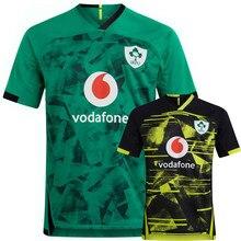 2021 irlanda rugby casa longe roupa esportiva dos homens camisa do esporte tamanho S-5XL