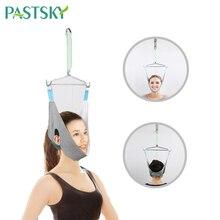 Hanging Neck Traction Device Home Stretching Medical Cervical Spondylosis Treatm