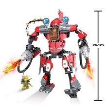 Ninja Kay's Mecha Building Bricks  Movie Series Figure Toys For Children Gift Compatible With цены