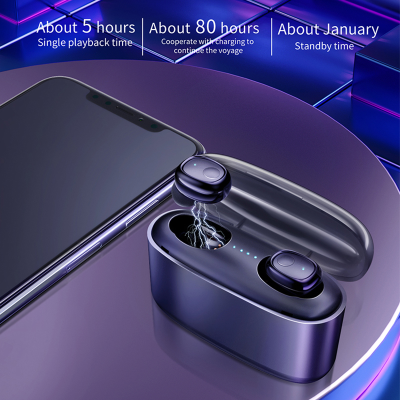 Oneplus  Earbuds-Headset Charging-Box Sport for with Bluetooth Earphones Gaming Headset Stereo  Noise Cancelling TWS wireless