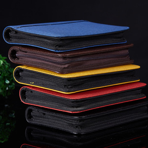 Image 3 - Business loose leaf notebook with zipper bag calculator stationery multifunctional creative notepad