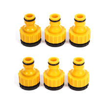 Faucet Garden-Hose Washing-Machine Water-Tap 6pcs Hose-Fittings Adapter Quick-Connector