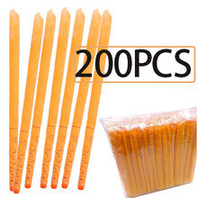 10 200pcs Ear Candle Wax Removal Tool Ear Cleaner Ear Candle Beeswax Good Product Hopi Ear Wax Indian Coning Fragrance Cleaning