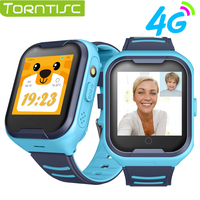 Torntisc G4H 4G ילדים חכם שעון GPS Wifi וידאו שיחת קול ניטור עם ה-SIM כרטיס 7 ימים המתנה תינוק smartwatch לילדים