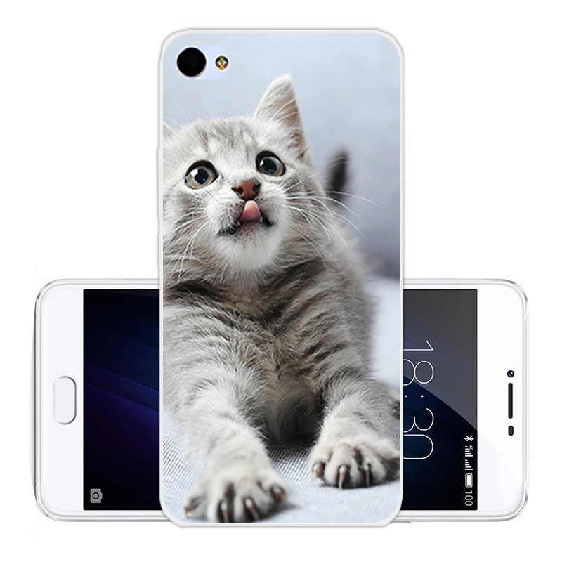 עבור Meizu 15 לייט X8 16X M6T MX6 U10 U20 Ultra ברור טלפון שקיות מקרי מעטפת לmeizu M2 M3 הערה אנטי לדפוק רך סיליקון כיסוי