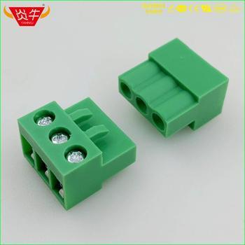 HT508K 5 08 2P ~ 12P złącze PCB blok zacisków wtykowych 5 08mm 2PIN ~ 12PIN phoenix contact firma DEGSON KEFA YANNIU tanie i dobre opinie NoEnName_Null Plug-in 1-10 HT508K-5 08 11-20 awg CHINA BRASS TIN PLATING M2 5 STEEL PLATING CR3+PASSIVATION COLOR ZINC BRASS NICKEL PLATING