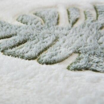 Sofá Cama Doble | Mantas De Piña A La Moda Edredones Doble Reina Completa Rey Mantas Blancas Suave Tiro Mantas De Franela En La Cama/coche/sofá Hojas De Alfombras