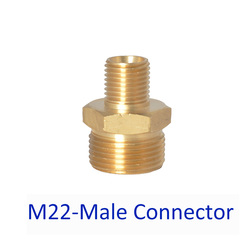 Pressure Washer Connector M22 + G1/4