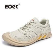 Туфли мужские замшевые Уличная Повседневная обувь плоская подошва