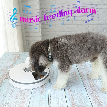 Automatic Food Dispenser for Dogs 5