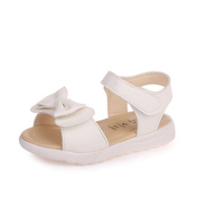Summer Kids Shoes Sandals Toddler Girl Princess Fashion Children Bow for Size Beach New