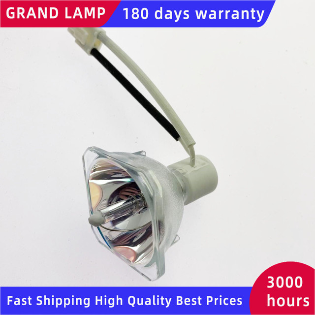 Replacement projector lamp 5811116310 S bulb SHP136 for D520ST D525ST D530 D535 D537W D522WT D536 D538W GRAND