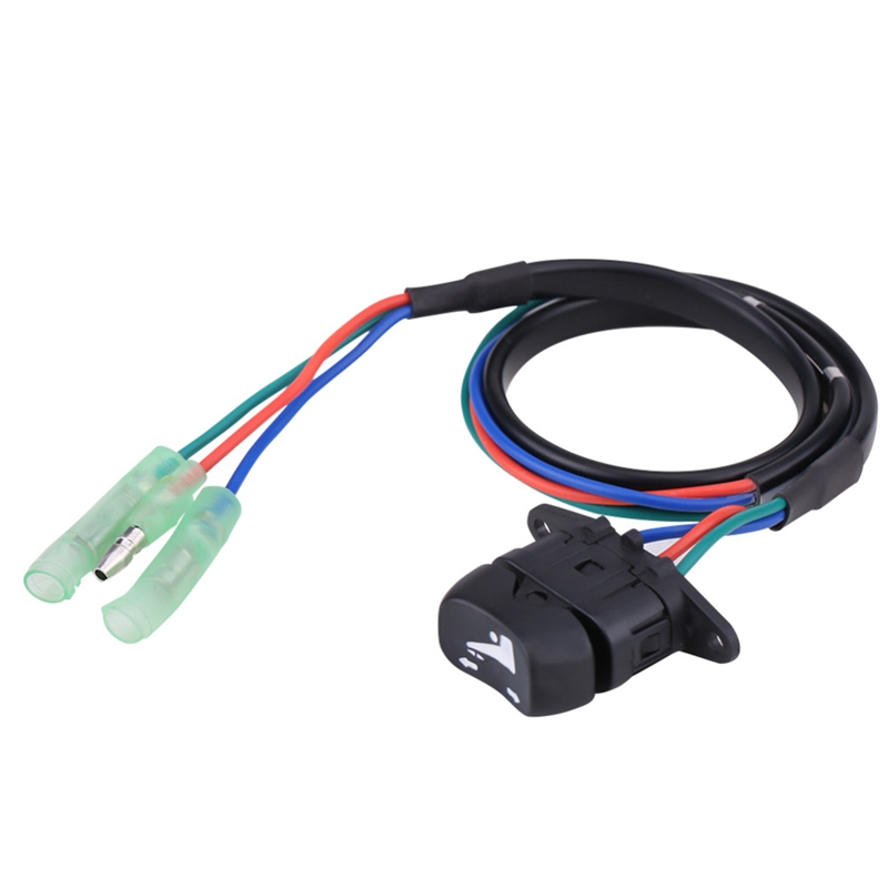 37850-90J00 37850-90J01 37850-90J02 37850-90J03 37850-90J04 37850-90J05 Trim And Tilt Switch For Suzuki Outboard Motor Remote Co