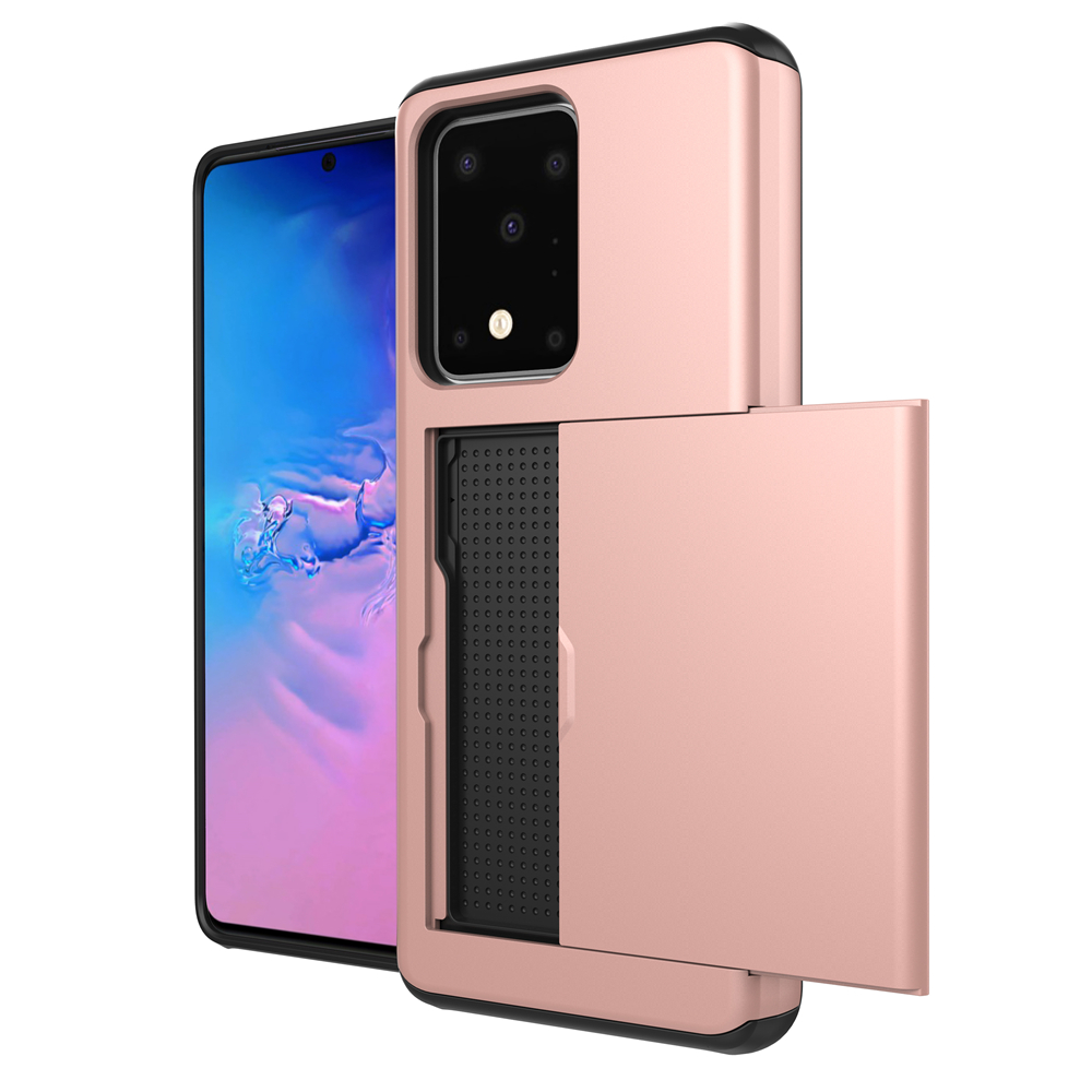 SGP Spigen Slim Armor CS Cell Phone Cases With Card Slot Holder For Samsungs Note 10 Plus 9 8 S20 Ultra S10 5G S10E S9 S8 S7 S6