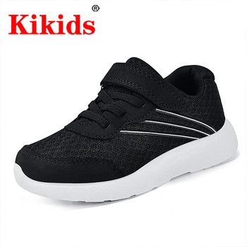 Kid Shoes 2020 New Kids Shoes Breathable Boys Girls Sport Shoes Children Casual Sneakers Baby Running Shoes Mesh Canvas Shoes kids canvas shoes baby boys shoes girls casual shoes breathable toddler shoes 2020 spring new low top children sneakers
