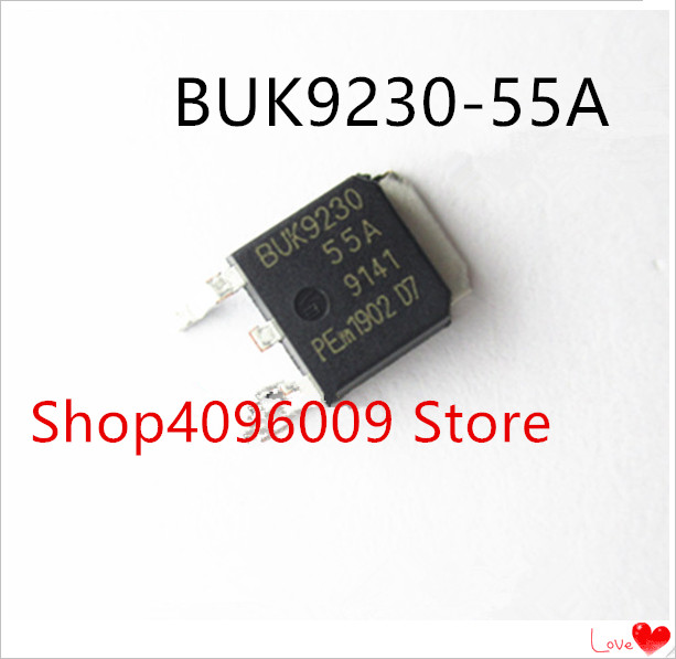 NEW 10PCS/LOT  BUK9230-55A BUK9230 55A TO-252