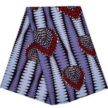 อังการาแอฟริกาพิมพ์BatikจริงPatchworkผ้าฝ้าย100% ที่ดีที่สุดคุณภาพเย็บวัสดุสำหรับชุดปาร์ตี้Africain Tissu