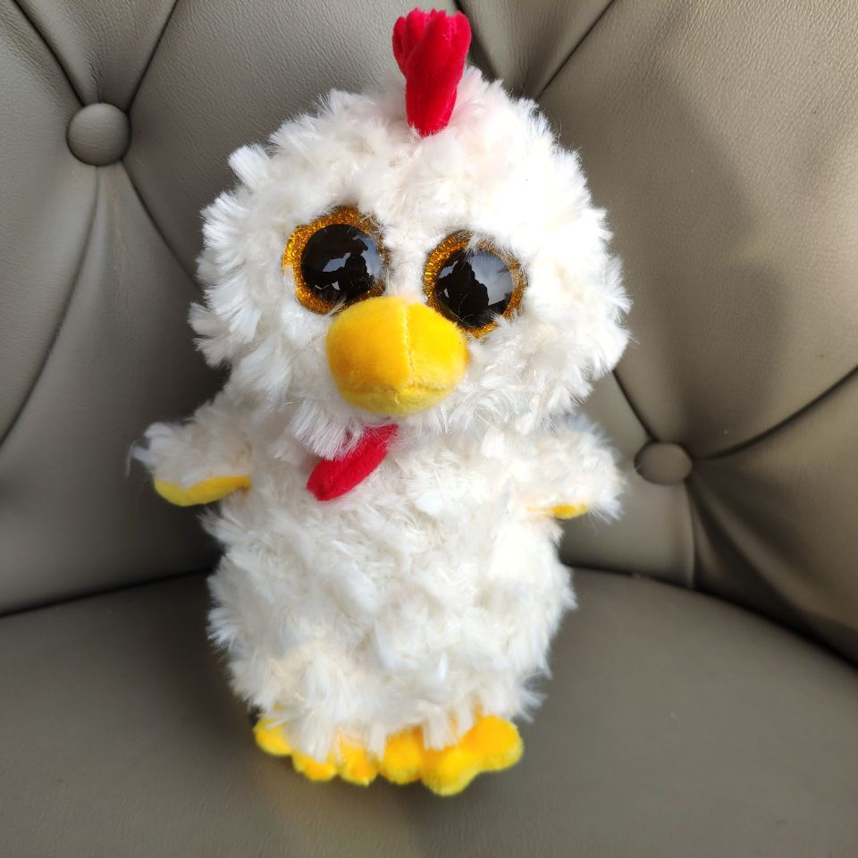 Hennie Chicken  Collection 1 PC 15CM 6 Inch Plush Toys Stuffed Animals Kids Toys Soft Toys Good Quality
