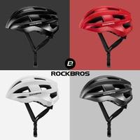 ROCKBROS Fahrrad Helm MTB Rennrad Helme LED Zurück Lampe Reflektierende Sicher Männer Frauen EPS + PC Ultraleicht Sport Städtischen helm