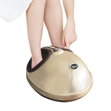 Offerta speciale stile Russo del piede massaggiatore elettrico 220V shiatsu massager del piede di Pressione Dellaria massager Del Piede A Raggi Infrarossi per La Cura