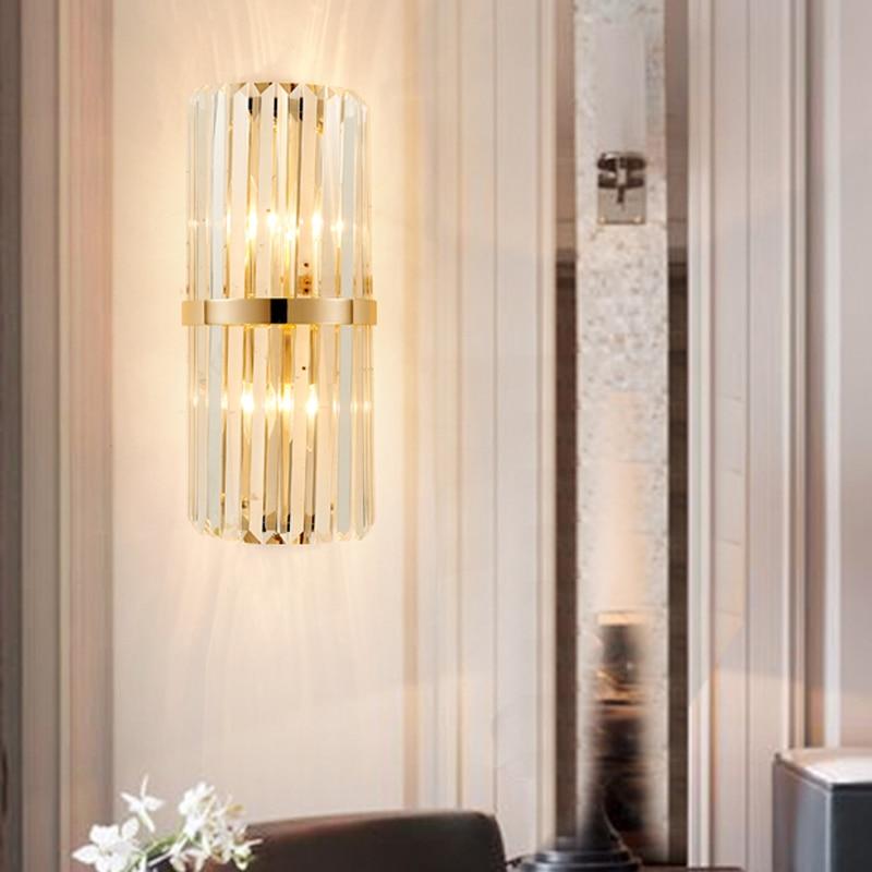 parede cristal sala estar criativo decorativo lampada 03
