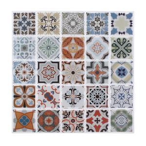 Марокканская кухонная наклейка EasyTiles премиум-класса, антиплесневая палочка для кухонной корки и плитки для ванной-1 лист