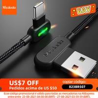 MCDODO 3m USB kablosu hızlı şarj cep telefonu şarj kablosu iPhone 12 mini 11 Pro Max Xs Xr X 8 7 6s 6 artı 5 5s SE iPad 4 3