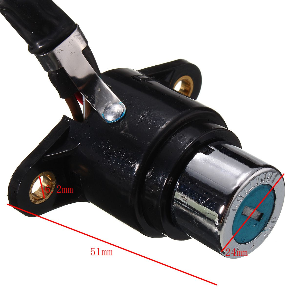 Hot Sale Motorcycle Ignition Key Switch Lock Craft Assembly 35100-413-007 For Honda CB/CM 400/450