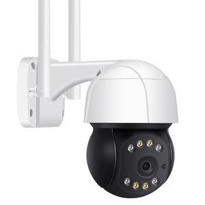 H.265 5MP PTZ Wifi IP Camera Outdoor AI Human Auto Tracking Wireless Camera ONVIF Audio 2MP 3MP Smart Light Security CCTV Camera