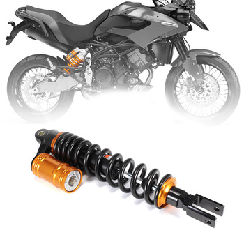 """415MM 16.34"""" Rear Suspension Air Shock Absorber For Motorcycle ATV Quad Scooter Bumper Spring Protective D30"""