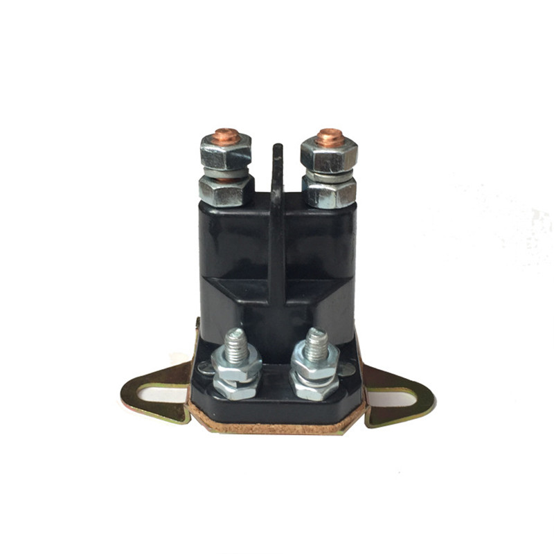 Dc contactor hydraulic forklift magnetic switch relay type 4 feet normally open relay 12 v and 24 v