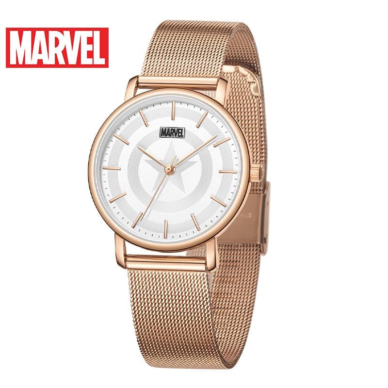 Disney Marvel Quarzuhr Gürtel Casual Persönlichkeit Student Wasserdichte Uhr Frauen Uhren Fashion & Casual 3Bar Schnalle Legierung - 3