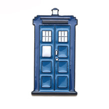 PC863 Eastknight 20 pz/lotto Commercio All'ingrosso Doctor Who Risvolto Spille distintivo spilla(China)