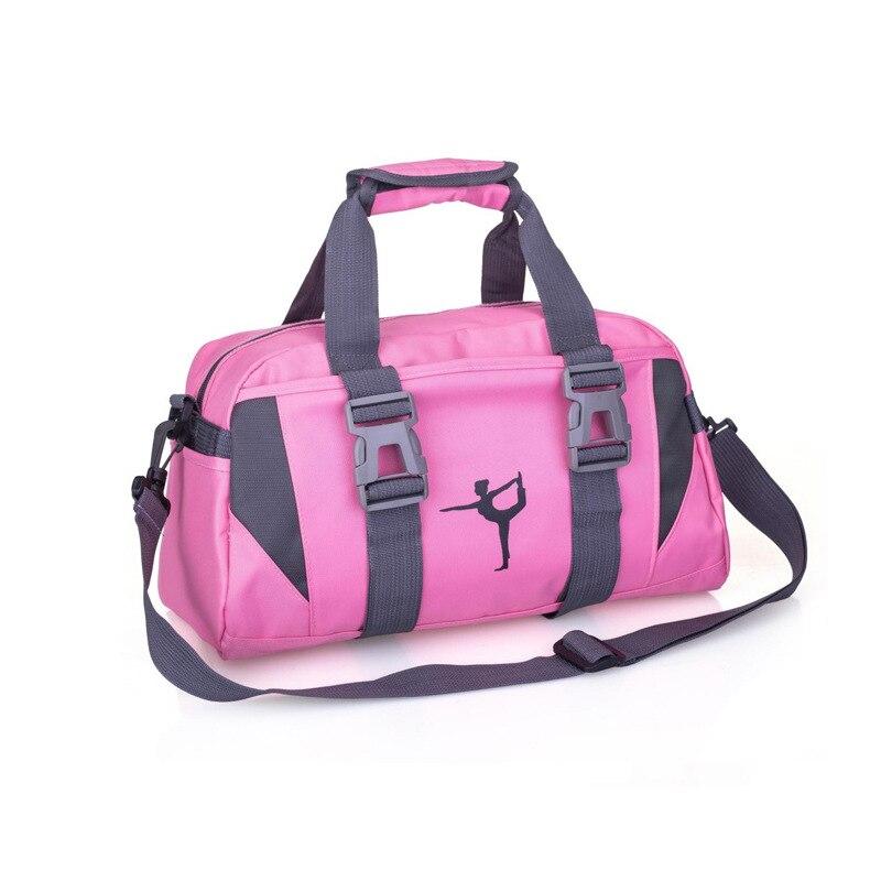 Fitness-Bag Duffel Gym-Bags Crossbody Yoga Waterproof Women Training-Shoulder Travel