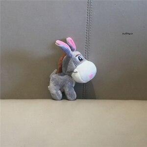 Plush Stuffed TOY , Gift Pendant Decor Toy , Wedding Bouquet Gift Plush donkey Toy Doll(China)