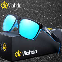 Viahda 2017 Brand New Sunglasses Men Cool Travel Sun Glasses High Quality Fishing Eyewear Oculos Gafas
