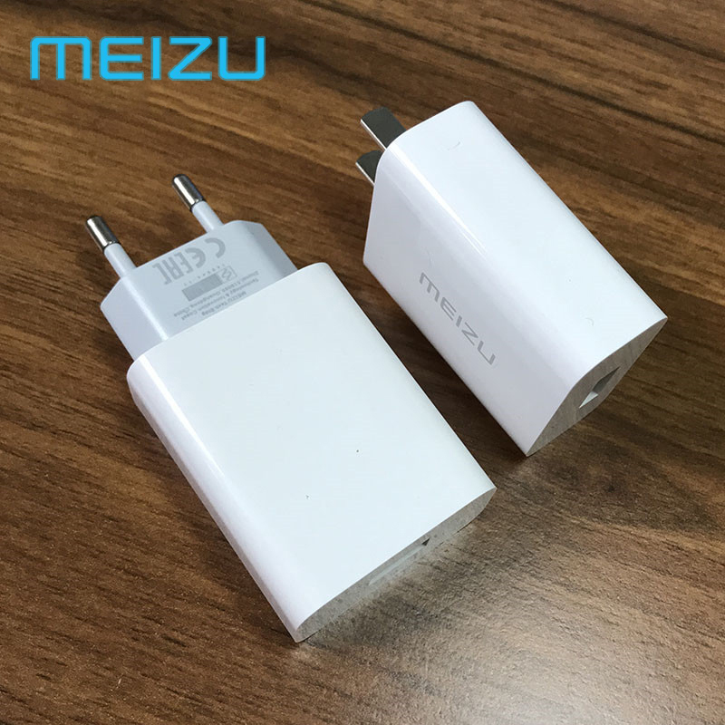 Original <font><b>MEIZU</b></font> Charger Mobile phone MTK 3.0 Mcharge Quick Charge Usb Adapter For Mei zu <font><b>16</b></font> 16th 15 <font><b>Pro</b></font> 7 6 5 MX7 MX6 M6S M5S E3 image