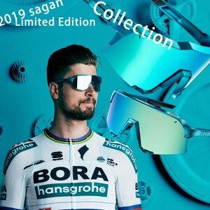 2020 New Photochromic Sunglasses S2 cycling goggles peter tour france 2020 bike sunglass glass outdoor sport S3 avip aspire(China)