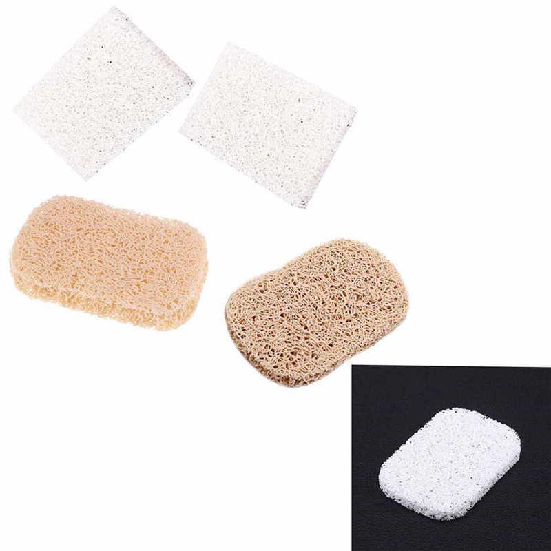 Creative ניקוז החלקה PVC סבון מחצלת לשמור יבש טחב הוכחה סבון כרית ידידותית לסביבה סבון שומר מגש אמבטיה גאדג 'ט ספוג Holde