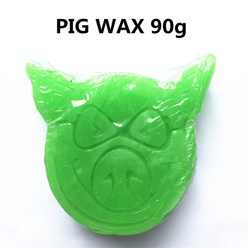 Image 5 - PIG Skateboard Wax for Added Protection Skateboard paraffin Skate accessories Skate board pads-in Skate Board from Sports & Entertainment