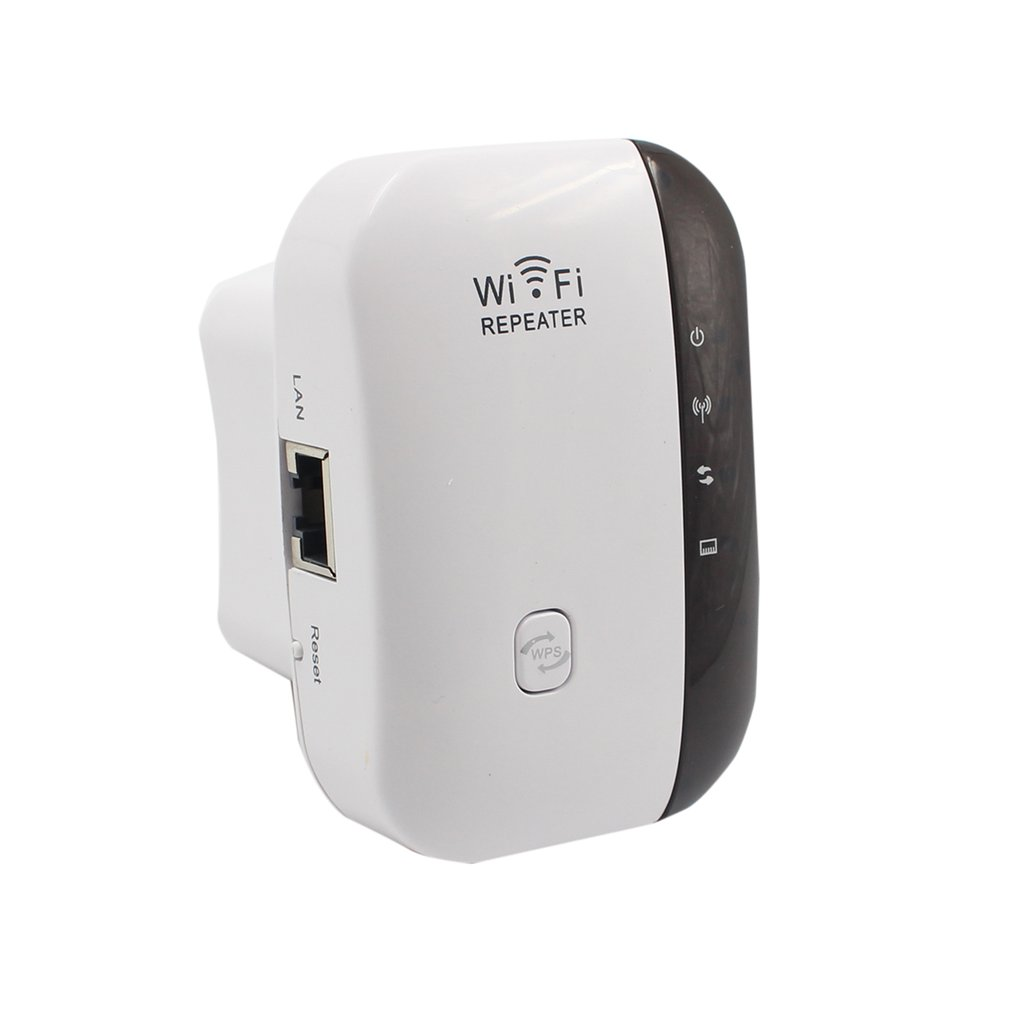 Original Wireless WIFI Repeater 300Mbps WiFi Signal Range Extender WiFi Signal Amplifier Mini Wi Fi Extender Booster 802.11N/B/G