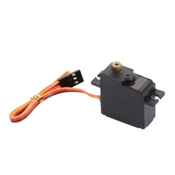 1Set 120A Brushless Motor ESC Remote Control Transmitter Receiver Metal Steering Gear Arm for Wltoys 144001 1/14 RC Car image
