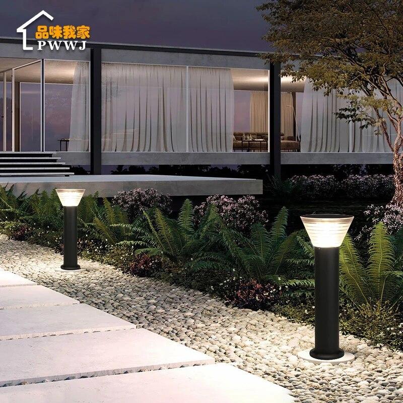 led garden lights outdoor solar low voltage landscape lighting stairs driveway spotlight terraza decoracion floor decking ec50dm
