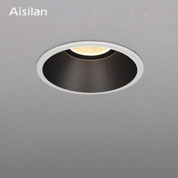 Narrow Border LED Recessed spotlighting Downlight Ceiling Downlights