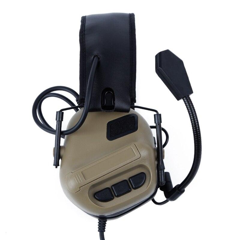 Prático Jogo de Fone De Ouvido Anti-ruído
