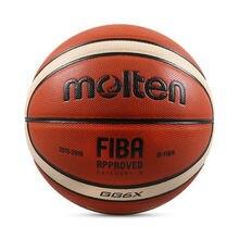 Peso padrão do fósforo oficial e tamanho 7 6 5 basquete