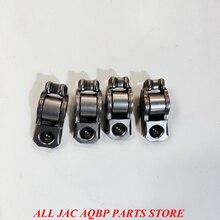 4 pieces professional engine spare parts OE number S1007L21153 50013 for JAC J5 J6 4G93 Valve rocker