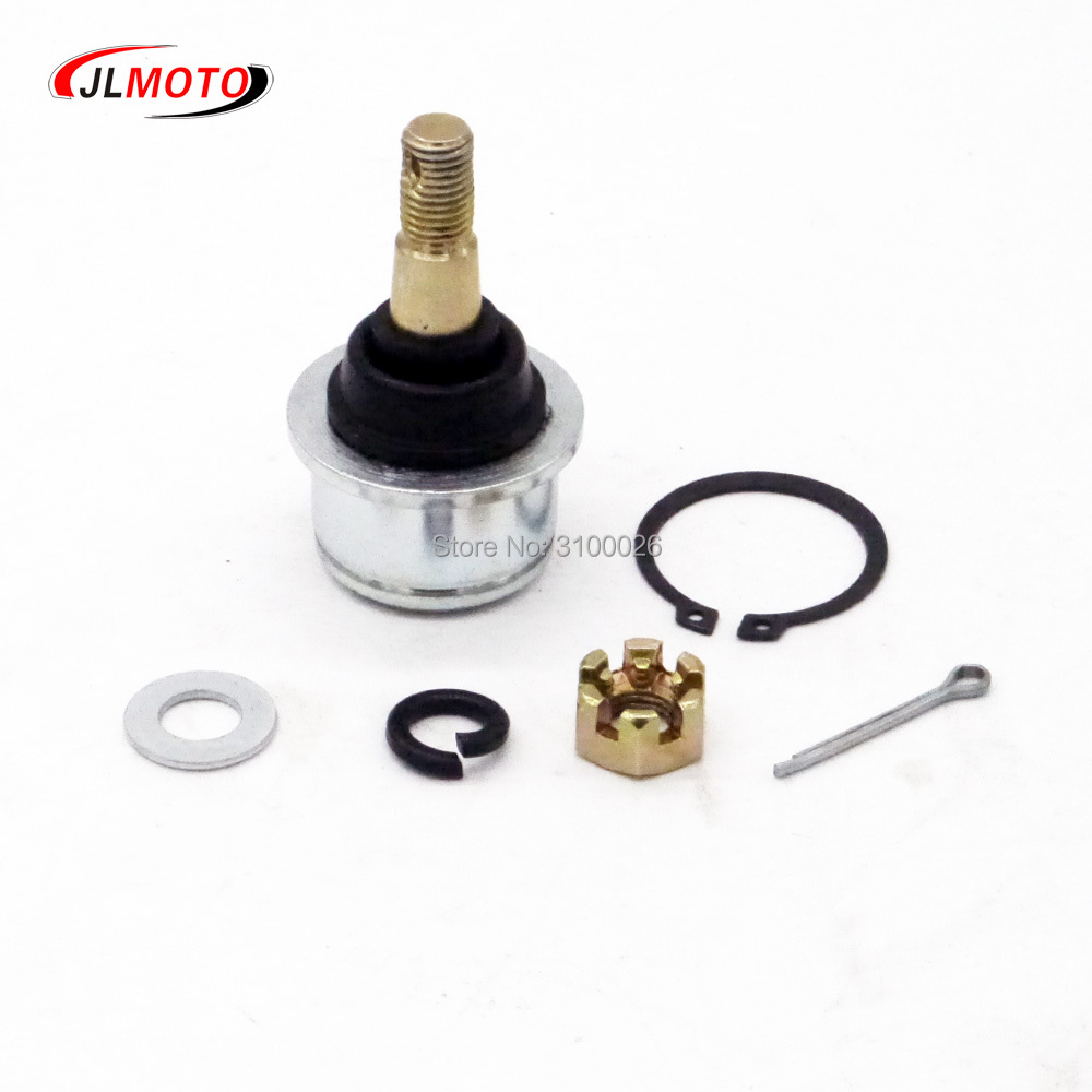 M10 34X15mm Upper Ball Joint Fit For CF500 CFMOTO ATV CF500A/2A/X5/X6/X8 Swing Arm Suspension PN. 9010-050700 Quad Bike Parts